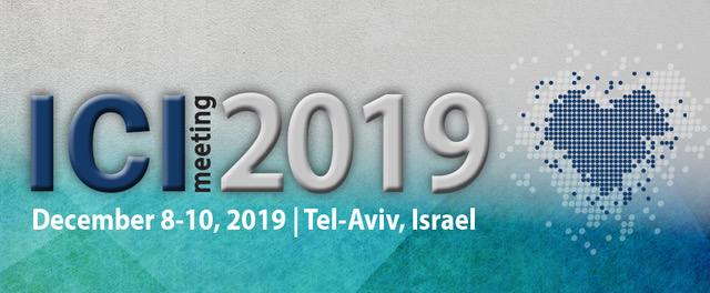 ICI Meeting 2019,Tel Aviv, Israel, December 8-10, 2019